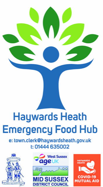 HH Emergency Food Hub Logo