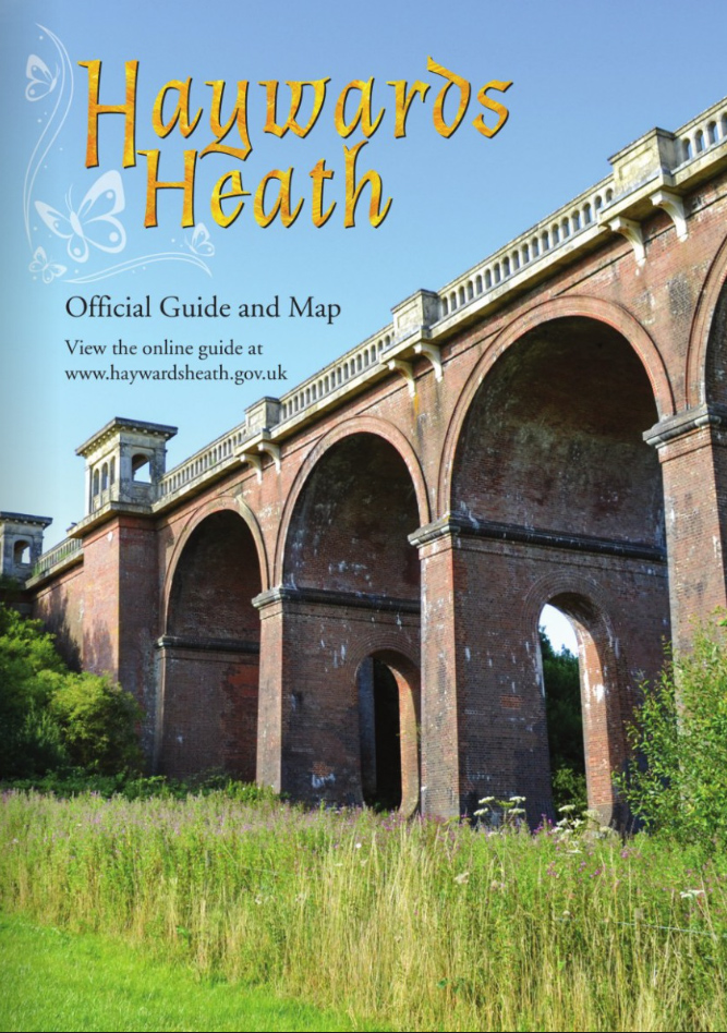 haywards heath town guide