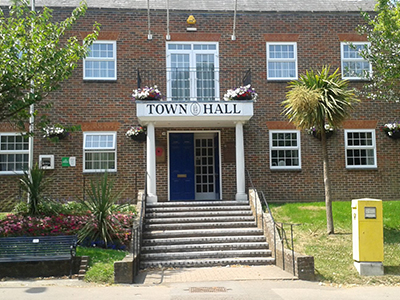Haywards Heath Town Hall