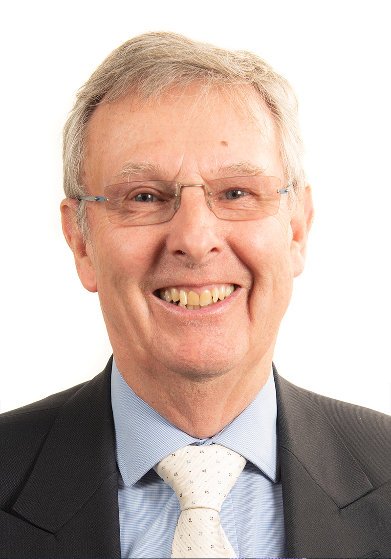 Cllr Mike Pulfer